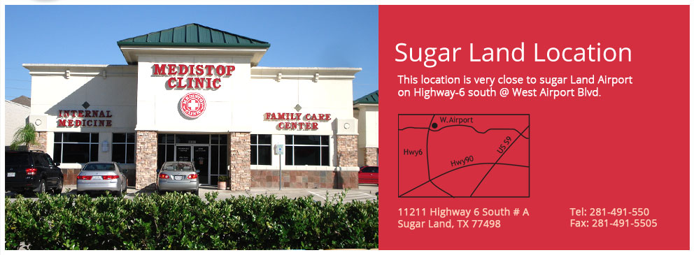 Sugar Land Location