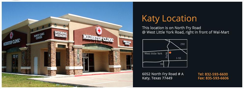 Katy Location